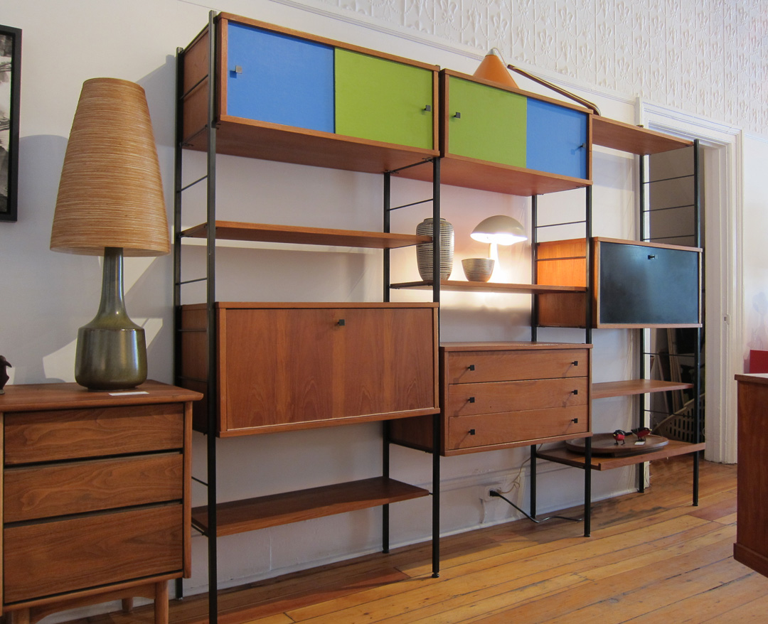 Best Images About MidCentury Modern Wall Shelves On Pinterest - Mid century modern furniture austin