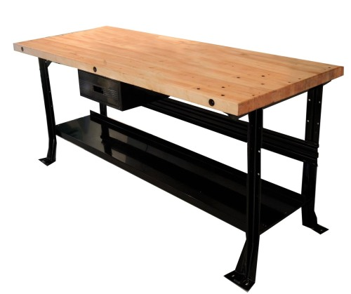 Industrial Table_Restored