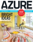 AZURE mag cover
