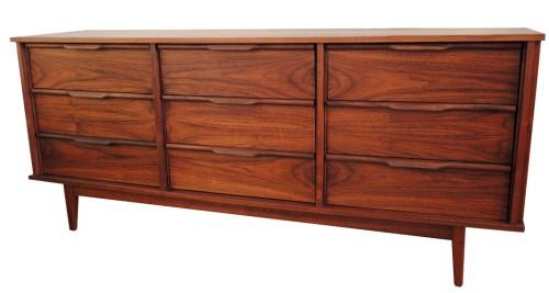 Walnut Dresser 3
