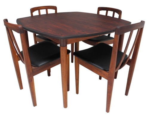 Rosewood Dining Set