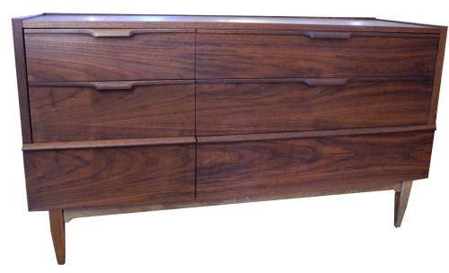 MCM_Walnut Dresser