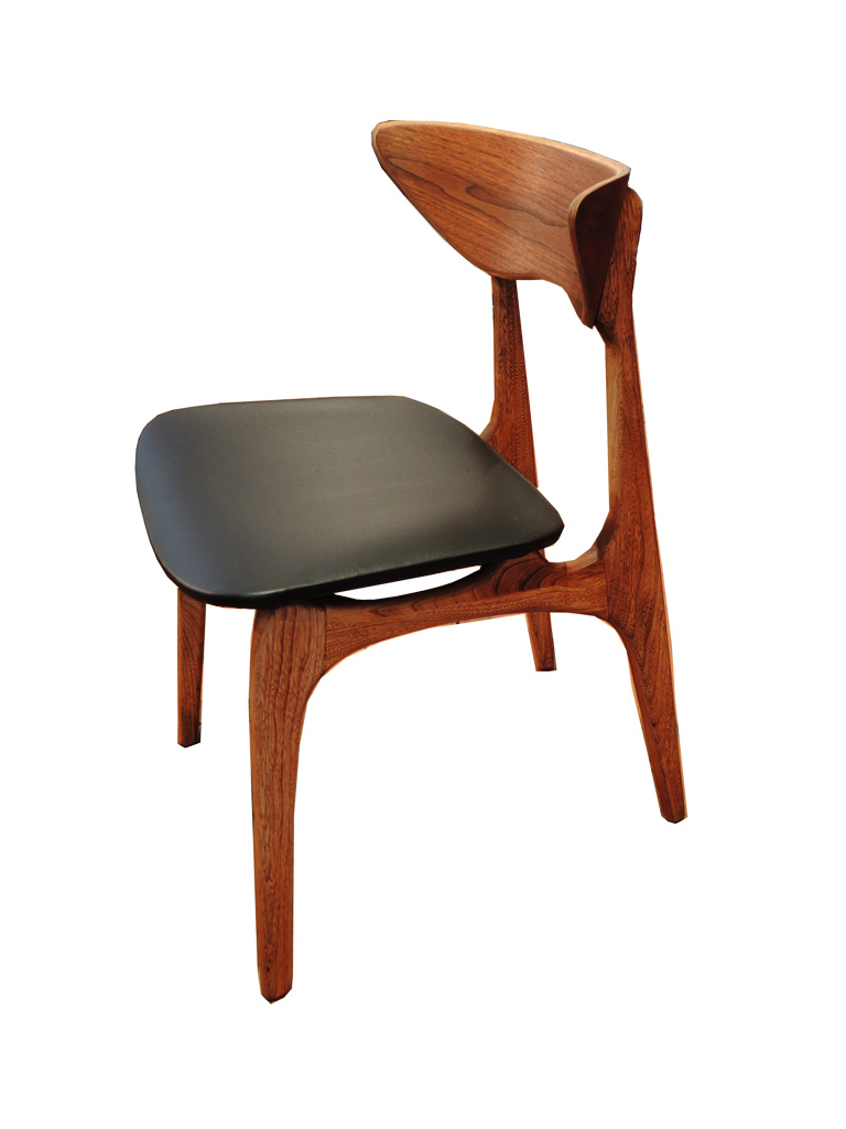 dining chairs in the style of hans j wegner s ch 33 chair elegant