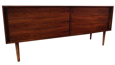 walnut sideboard