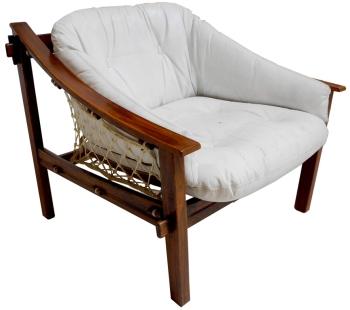 J.Gillon chair with cushions LR