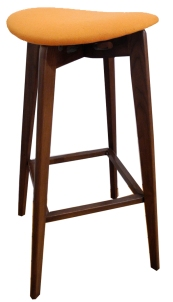 orange stools