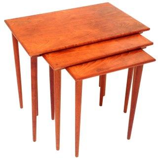 Classic Teak Nesting Tables