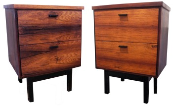 Rosewood Side Tables