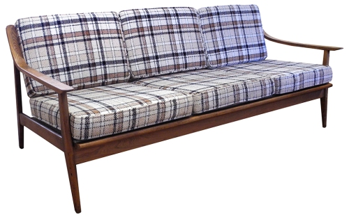 Teak Sofa_plaid_LR