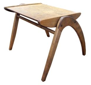 russel wright side table LR