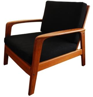 teak lounge chair LR