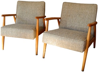 Pair of MCM Lounge Chairs_LR