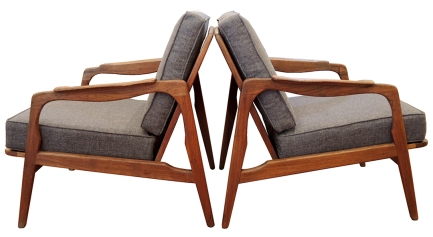 2 lounge chairs LR