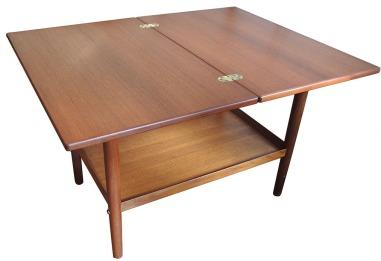 Grete Jalk Folding Side Table_LR