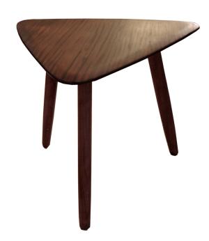 Triangular Side Table_LR