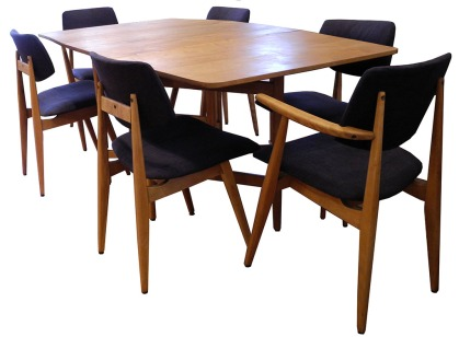 Jan Kuypers Dining Set_LR
