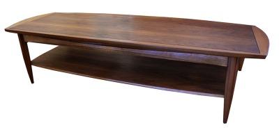 Walnut Coffee Table_Shelf