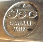 Castelli Stamp