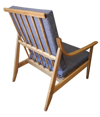 High Back Birch Chair 09.15
