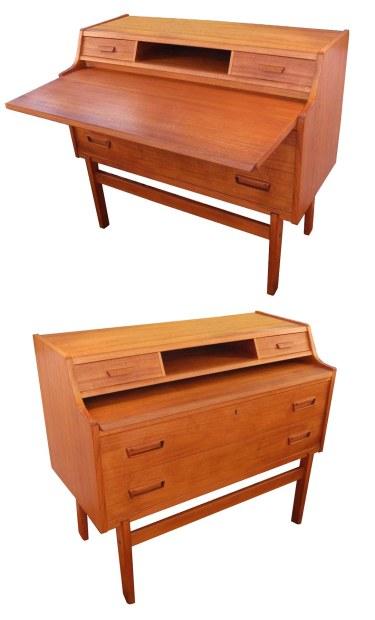 Teak Desk_3