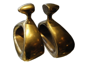 Ben Seibel Brass_Book Ends