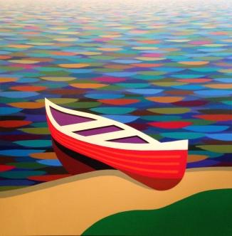 Red Canoe No._28