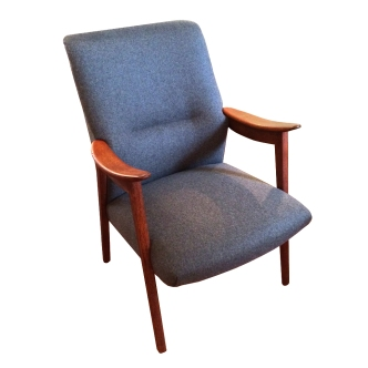 GreyTeak Lounge Chair