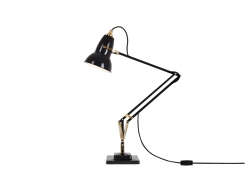 Original 1227 Brass Desk Lamp Deep Slate 2