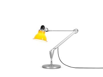 Type 1228 Desk Lamp Daffodil Yellow 1 On