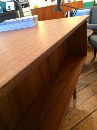 Docs Desk Shelf